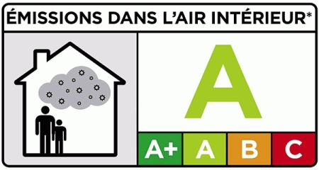 emissions air interieur