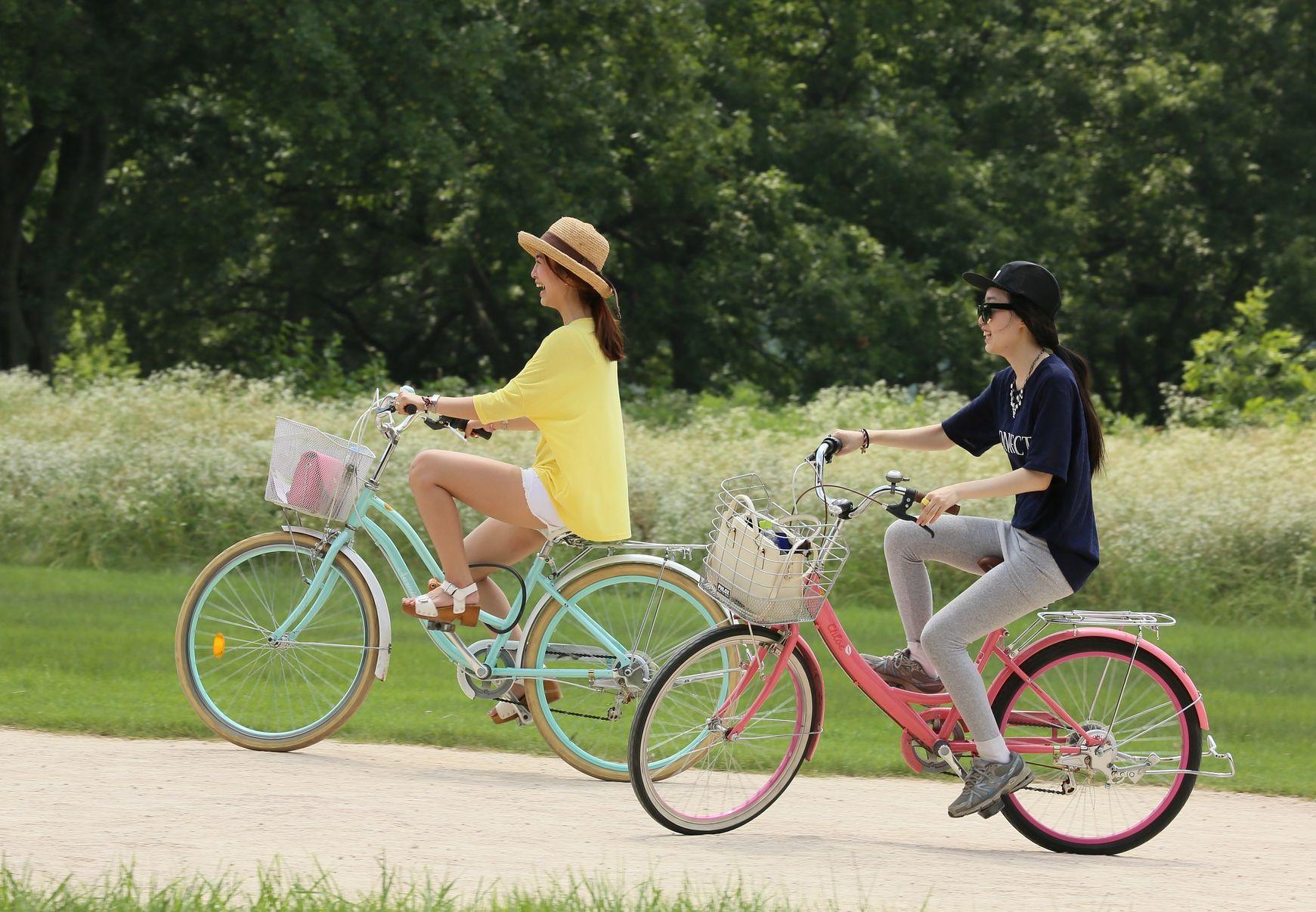 Cycliste LdD